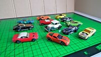 Diecast Model Toys: Cars Part I - Sold As Individual
