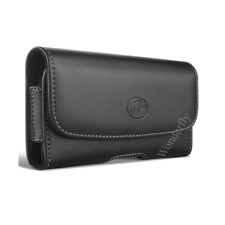 Motorola Wx416 / WX 416 Phone Universal Holster Case Pouch With Belt Loop & Clip