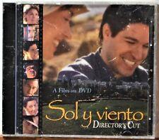 Sol y Viento Director's Cut DVD RARE in CD-style Pkg Latin Spanish Film Language