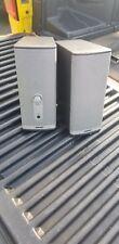 Bose companion 2 series II multimedia computer speaker system No Power Adapter