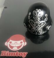 2020 Bimtoy Tiny Ghost Minis Series 3 LE799 Silver Swirl IN HAND