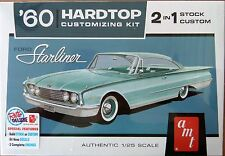 AMT 1960 Ford Starliner, 1/25, New (2016), Factory Sealed Box