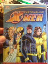 Marvel Knights Astonishing X-Men 4-Movie Collection LIKE NEW 4 DVD SET