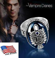 The Vampire Diaries Stefan Salvatore Crest Ring US Seller