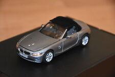 !! BMW Z4 E85 1:43 silver/sterling grau, Dealer Edition (Norev) !!