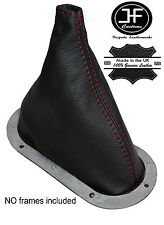 RED STITCH LEATHER TRANSFER SHIFT BOOT FITS DODGE RAM POWERWAGON TRUCK 80-93