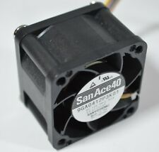 SanAce 40 12v Fan Sanyo Denki 45mm PCD Mounting