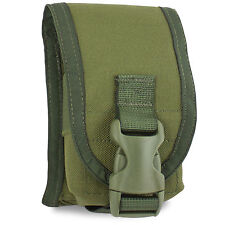 Bulldog MOLLE Smoke Grenade Military Tactical Army Airsoft Mil-Spec Pouch Green