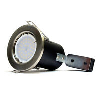 Fire Rated LED GU10 Downlight Recessed Ceiling Spotlights Kitchen Lights