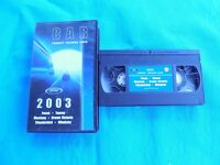 03 Mustang,Tbird,Taurus,Ford Product Information And Training Vintage Video Tape