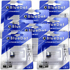 8 CR1/3N DL1/3N 1/3N K58L 2LR76 CR11108 72L76 KL1/3 Bulk Lithium battery