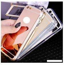 Samsung Galaxy S8 Hülle Glitzer Tasche Cover LUXUS Spiegel Mirror Case TOP Etui