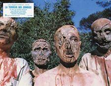 LA TERREUR DES ZOMBIES ZOMBIE HOLOCAUST 1980 VINTAGE LOBBY CARD ORIGINAL #1