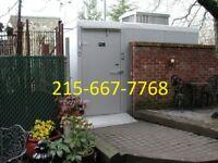 NEW Amerikooler 8 x 9 Indoor or Outdoor Self-Contained Walk-In Cooler with Floor