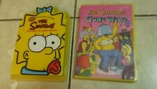 The Simpsons Complete Eighth Season DVD With Simpson Gone Wild DVD