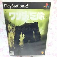 USED PS2 PlayStation2 Shadow of the Colossus 50972 JAPAN IMPORT