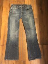 7 For All Mankind Women's Size 27 Boot Cut Jeans Style U075080U-003U
