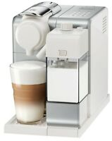 DeLonghi EN560S Silver Colour Nespresso Lattissima Touch Coffee Machine