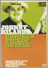 Johnny Hiland Chicken Pickin' Guitar Tuition DVD Learn How To Play Country