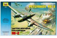 ZVEZDA 4809 1/48 Soviet Dive Bomber Petlyakov Pe-2