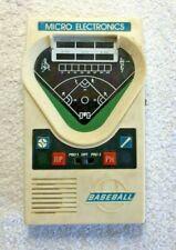 New ListingRare Vintage - Micro Electronics Baseball - Handheld Video Game
