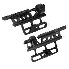 tactical Side Mount Scope Ring Combination Set Metal REG Modular