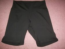 New Old Navy Active Go-Dry Compression Exercise Yoga Biking Shorts Black L
