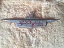 1946 1947 1947 DeSoto S-11 Trunk Medallion Ornament 1160003 Original