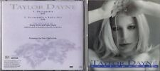 Taylor DAYNE	Unstoppable Promo USA 2-TRACK Jewel Case	MAXI CD	River North Record