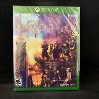 Kingdom Hearts III (3) (Microsoft Xbox One) BRAND NEW / Region Free