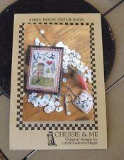 Berry House Stitch Book kit by Chessie & Me.original design by Linda Lautenschr
