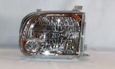 Headlight Assembly-Crew Cab Pickup Left TYC 20-6658-00-9