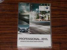BMW-Road Map Europe Professional 2015 Navi e60 e90 e70 e81 e71 Navigation DVD