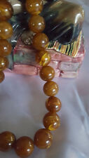 Old  Baltic  Amber Necklace 63.25g