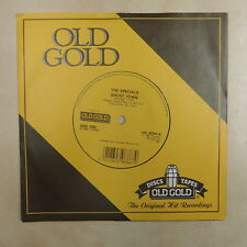 "THE SPECIALS Ghost Town / Rat Race UK 7"" in company sleeve Old Gold OG 9686 1987"