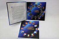 12x 1 Euro aus 12 Ländern Europas