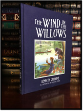 Wind in the Willows Illustrated by Kenneth Grahame New Unabridged Cloth Bound