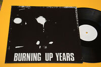 HUMAN INSTINGT LP BURNING UP YEARS PROG PSYCH NM REISSUE RISTAMPA UNPLYED