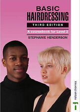 (Good)-Basic Hairdressing: A Course Book for Level 2 (Paperback)-Henderson, Step