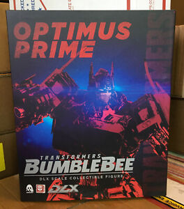 Transformers Optimus Prime DLX Series Figure NEW SEALED