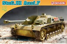 Dragon 7286 1/72 Plastic WWII German StuG.III Ausf.F Assault Gun