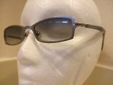 Vintage ZENS Sunglasses ZS-015 Silver Made in Japan 50-17 Col. 5B Perfect!