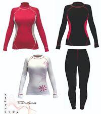 Thermo Unterwäsche: Damen-Thermo-, Ski-, Funktionsunterwäsche Thermowave VISI