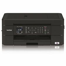 Brother Mfcj491dw Stampante multifunzione Inkjet A4 12ppm ADF Fax WiFi Black