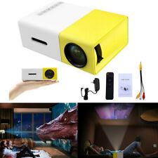 Mini Projectors YG300 3D HD LED Portable Home Theaters Cinemas 1080P AV USB HDMI