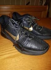 premium selection f42cf db731 ... M)Style  Basketball Shoes. Men s Nike Zoom Kobe 7 System Elite Black Metallic  Gold 511371-001 Size 11