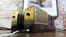 Fisher 100 Tube Power Amplifier Mono Pair 2