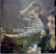 CD - BENABAR - Infréquentable