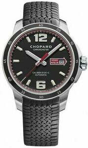 Chopard Mille Miglia GTS Automatic 43mm Stainless Steel Men's Watch 168565-3001