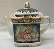 Sadler Midsummer Nights Dream Teapot William Shakespeare Made in England